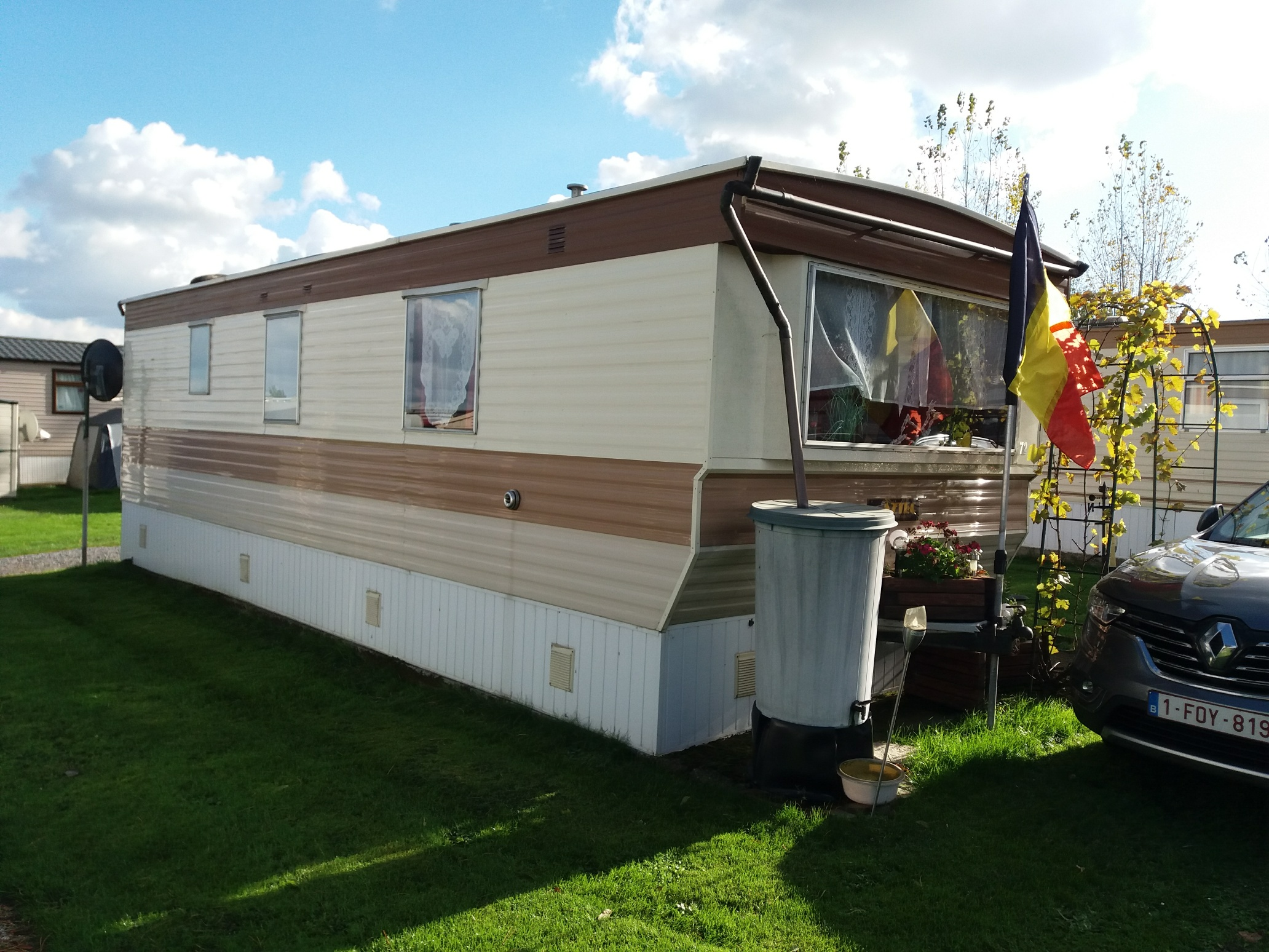 For sale - Camping Ypra