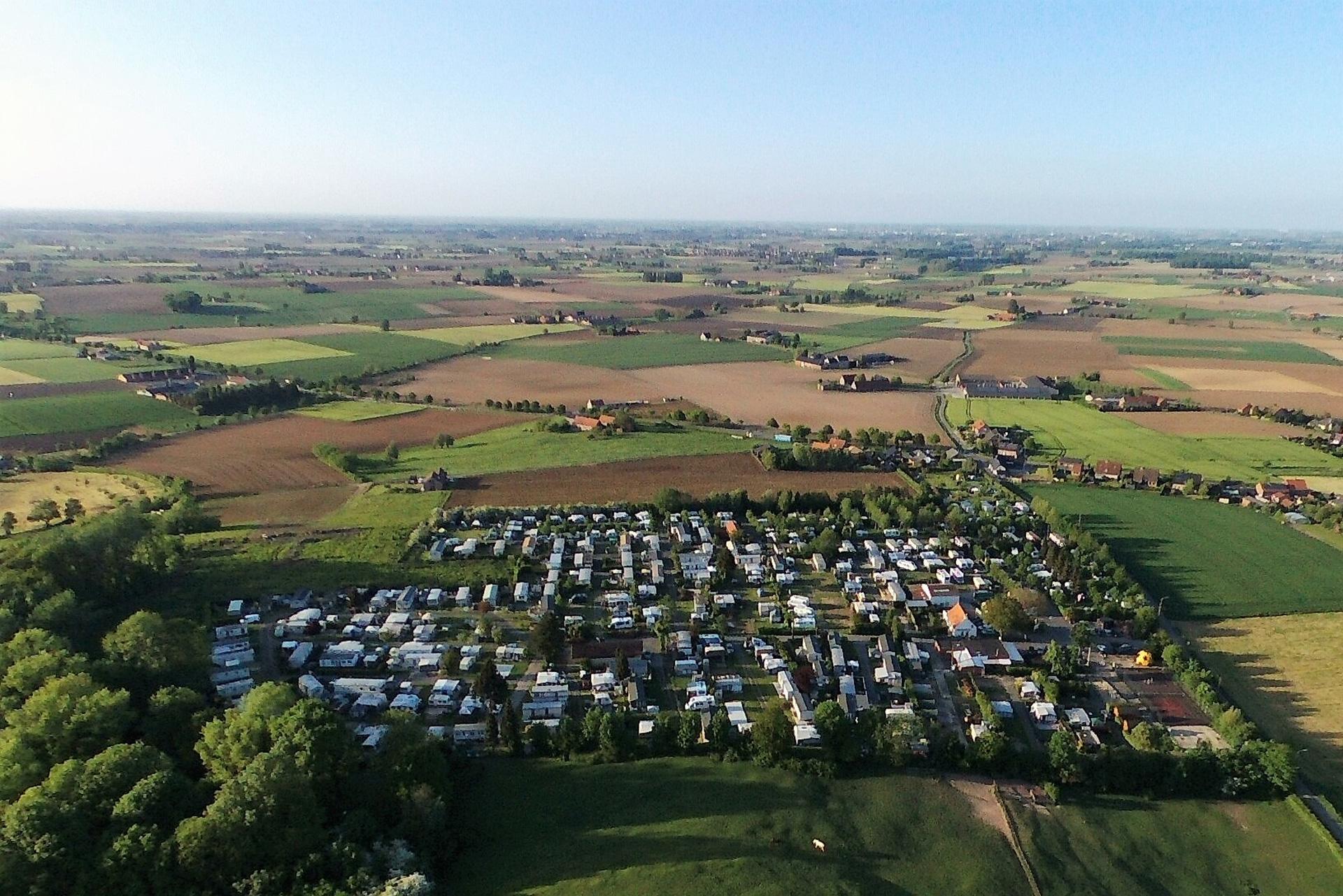Long stay - Camping Ypra