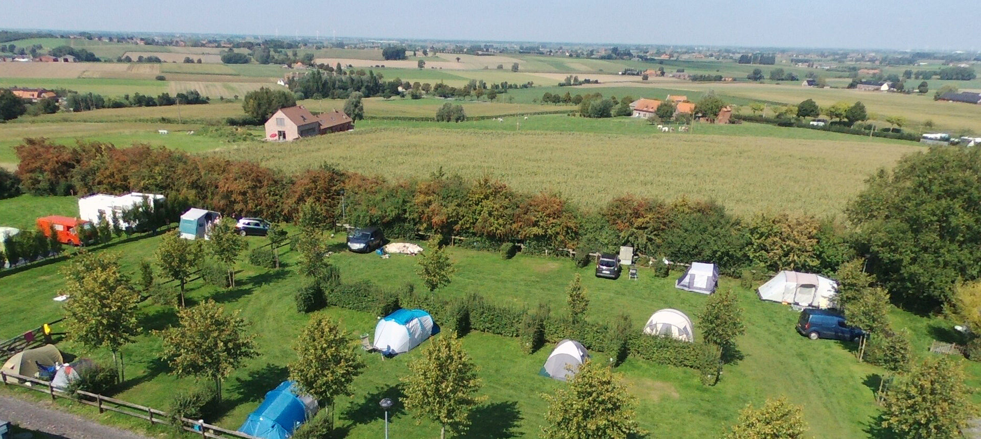 Short stay - Camping Ypra